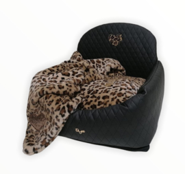Eh gia car seat black Leopard mt 1