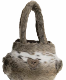 Eh Gia Sofficiosa eco fur Bag Tiger 3
