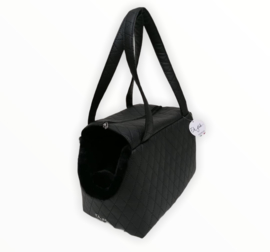 Eh Gia Be Bag Black  Square black