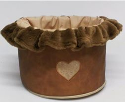 Eh Gia Toy Box Hearts Camel