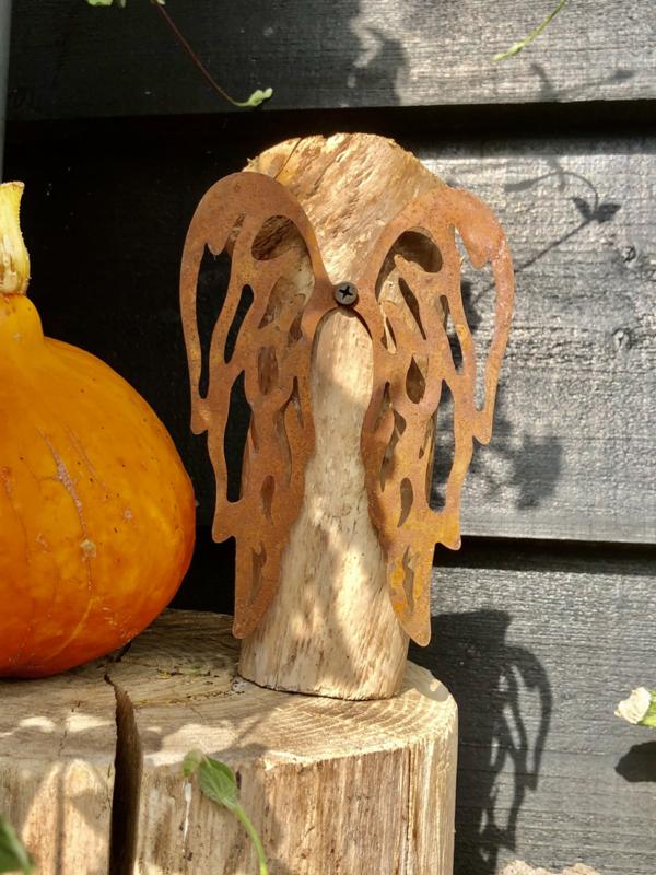 Engelen vleugels, 11 x 16 cm. Ecoroest | Decoroest