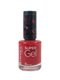 Rimmel Super Gel 001 Tempt Me