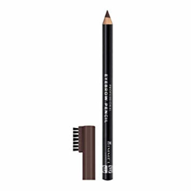 Rimmel Eyebrow Pencil 001 Dark Brown