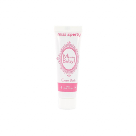 Miss Sporty Cream Blush 001 Pink Flush