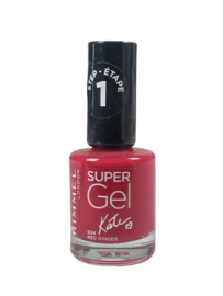 Rimmel Super Gel 024 Red Ginger