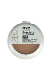 NYC Smooth Skin Foundation 001 Ivory