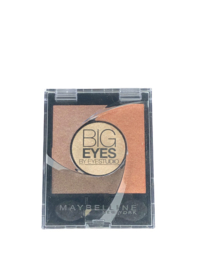 Maybelline Big Eyes Lidschatten 01 Luminous Brown