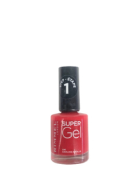 Rimmel Super Gel Nagellak 041 Darling Dahlia