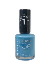 Rimmel Super Gel 053 Dive Right In