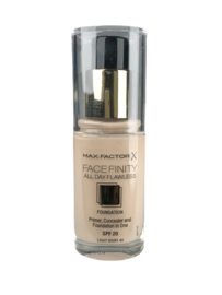 Max Factor Facefinity Foundation 40 Light Ivory