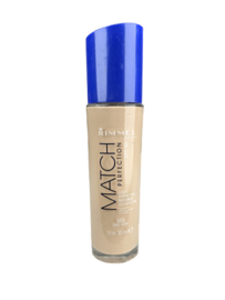 Rimmel Perfect Match Foundation 103 True Ivory