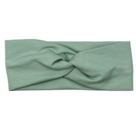 Haarband Twist | Minty Green | Handmade