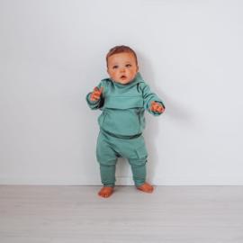Hoodie pak  | Kay | Kleurkeuze | Handmade