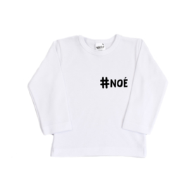 Shirt | Hashtag | Klein formaat