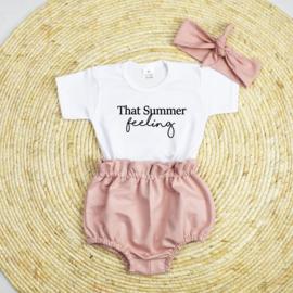 Shirt That Summer Feeling | Bloomer | Kleurkeuze
