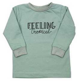 Shirt | Feeling Tropical | 7 Kleuren