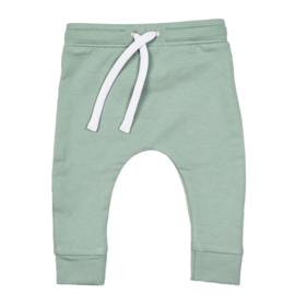 Joggingbroekje   Minty Green   Handmade