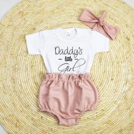 Shirt Daddy's Little Girl | Bloomer | Kleurkeuze