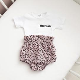 Shirt Hashtag klein | Bloomer | Kleurkeuze