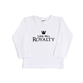 Shirt - Little Miss Royalty