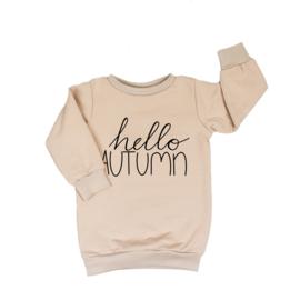 Baggy Sweaterdress | Hello Autum | 6 Kleuren