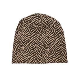 Beanie | Sandy Zebra | Handmade
