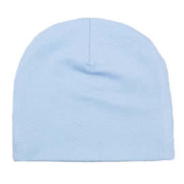 Beanie | Powder Blue | Handmade