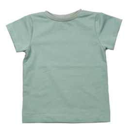 Shortsleeve | Minty Green | Handmade