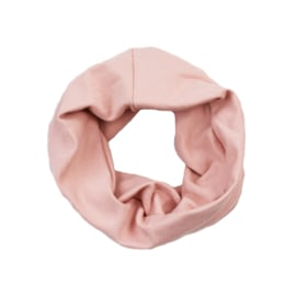 Turtleneck Scarf - Cloudy Pink  - Handmade