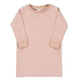T-Shirt Dress | Blush | Handmade