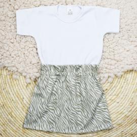 Shirt Basic | Rokje | Cotton Zebra