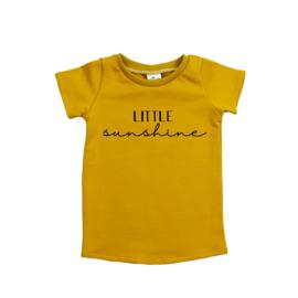 T-Shirt Dress | Little Sunshine | 7 Kleuren