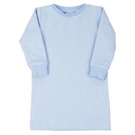 T-Shirt Dress | Powder Blue | Handmade