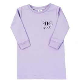 T-Shirt Dress | Rebel Girl | Handmade