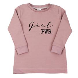 Shirt | Girl Pwr | 7 Kleuren