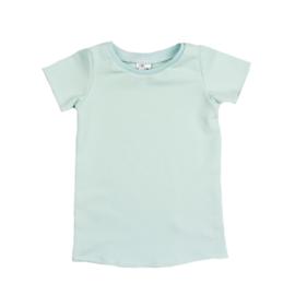 T-Shirt Dress | Neo Mint | Handmade