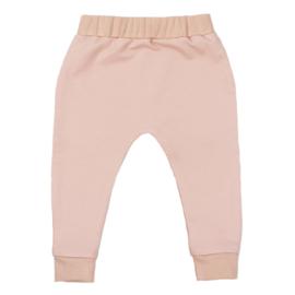 Slim fit broekje | Blush | Handmade