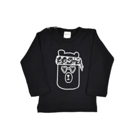 Shirt - Hippie Bear