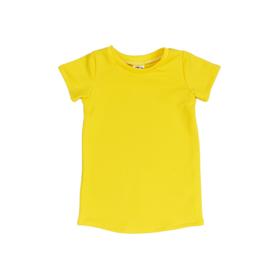 T-Shirt Dress | Sunny Yellow | Handmade