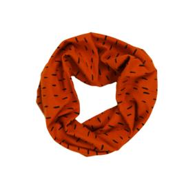 Colsjaal | Stripes | Amberglow | Handmade