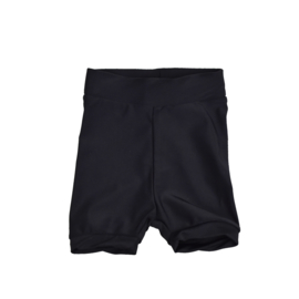 Swim shorts | Black | Handmade