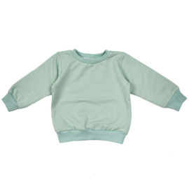 Sweater   Minty Green   Handmade