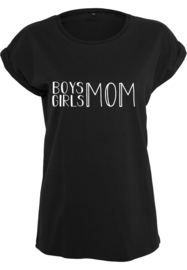 Dames Shirt - Boys Girls Mom