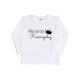 Shirt | Mijn eerst Koningsdag