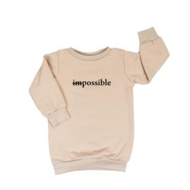 Baggy Sweaterdress | Possible | 6 Kleuren
