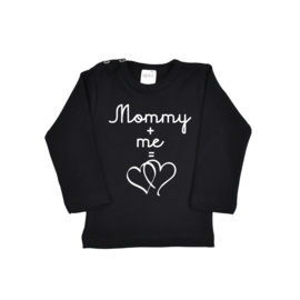 Shirt | Mommy + Me = Love