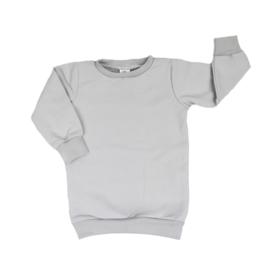 Baggy Sweaterdress | Sleet | Handmade