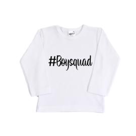 Shirt - #Boysquad