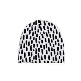 Beanie | Traffic White | Handmade