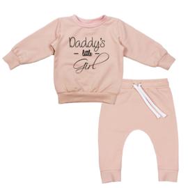 Jogging pak | Daddy's Little Girl | 4 Kleuren